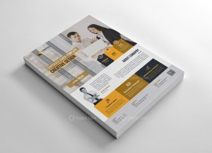 Excellent Business Flyer Template