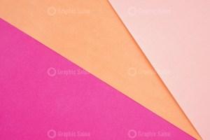 Three colors geometric background