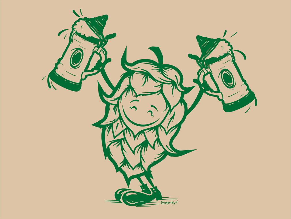 Hoppy Character
