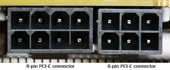 6 Pcie Connector Agp Power Card Pin