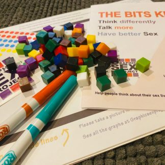 Contents of the Little Bits kit