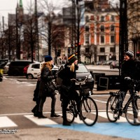 Winter City Cycling