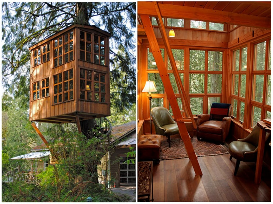 Tree Houses That'll Make You Want To Get One Of Your Own_002 (1)