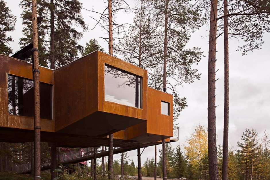 Tree Houses That'll Make You Want To Get One Of Your Own_019