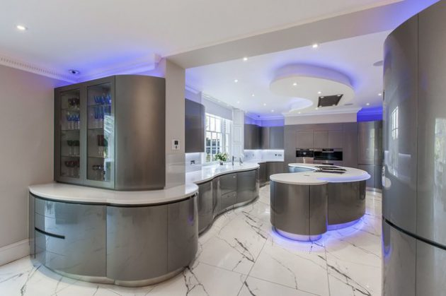 20 Kitchen Designs That Will Inspire You To Give Your Kitchen A Makeover (8)