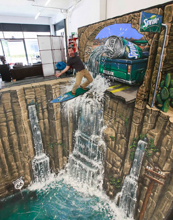 3D Floor Designs That'll Motivate You To Get One Done (9)