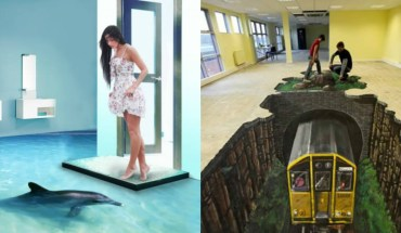 12 3D Floor Designs That'll Motivate You To Get One Done