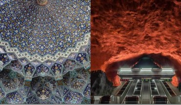 10 Alluring Ceilings From Around The World