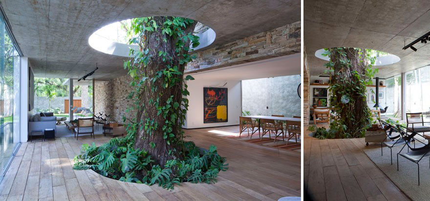 Architects Who Did NOT Destroy Nature To Make Buildings (4)