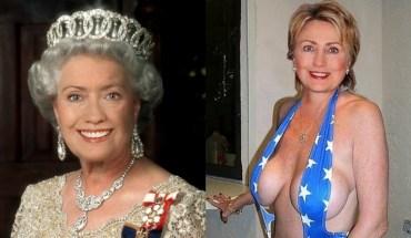 22 Hilarious Ways Hillary Clinton Was Photoshopped