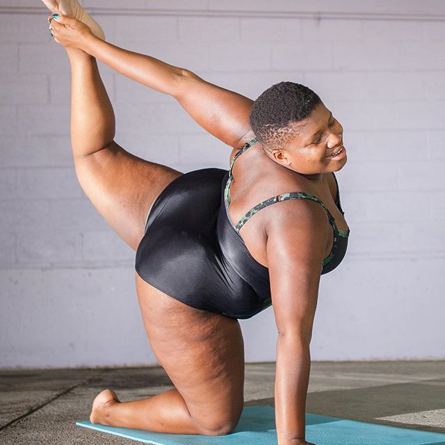 Jessamyn Stanley Proves That You Don't Need A 'Particular' Kind Of Body To Master Yoga (15)
