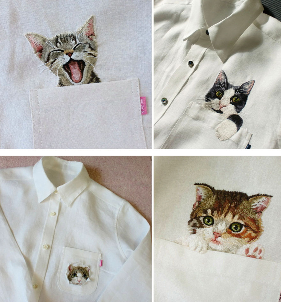 Out-Of-The-Box Embroidery Art 2