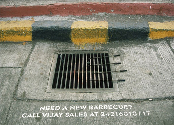 Street Ads That Will Make You Question Your Thinking Cap (25)
