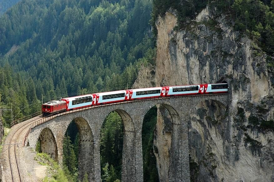 These Pictures Will Make You Want To Board The Glacier Express Right Away! (2)