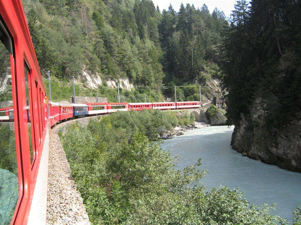 These Pictures Will Make You Want To Board The Glacier Express Right Away! (3)
