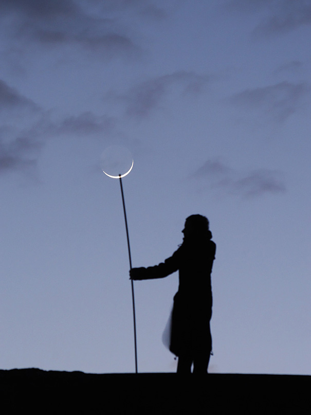 Ways Laurent Laveder Used The Moon Creatively (4)