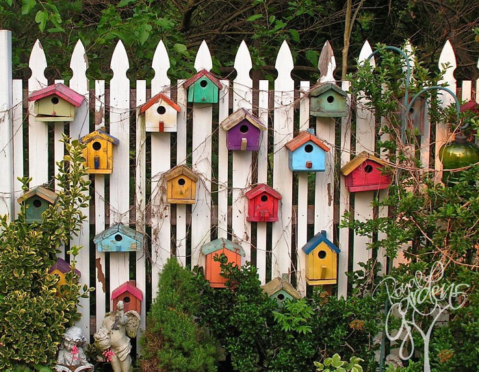 Ways To Make Your Garden Fences Look Extraordinary 2