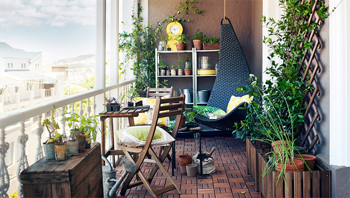 Ways You Can Reinvent Your Balcony 20