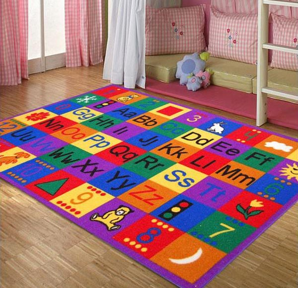 15 Amazing Carpet Ideas For Your Child's Room (1)