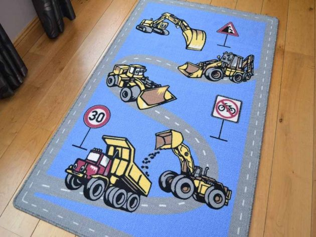15 Amazing Carpet Ideas For Your Child's Room (6)