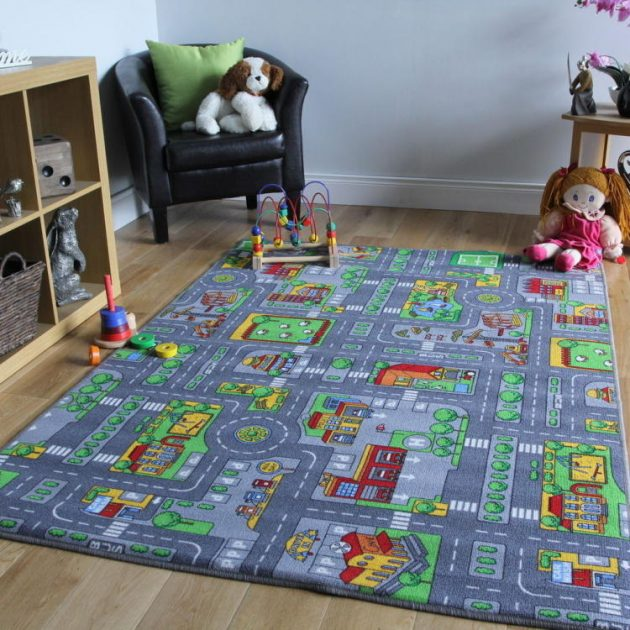 15 Amazing Carpet Ideas For Your Child's Room (8)