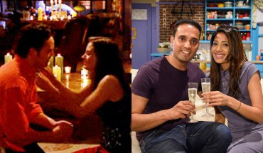 Being Huge Fans Of F.R.I.E.N.D.S; This Couple Gets Engaged Chandler & Monica Style