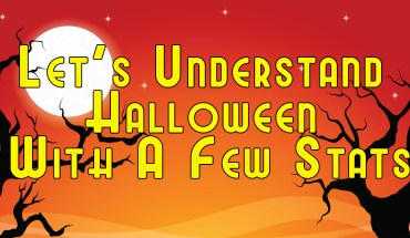 Let's Understand Halloween With A Few Stats