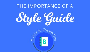 A Guide To Making Your Own Style Guide - Infographic