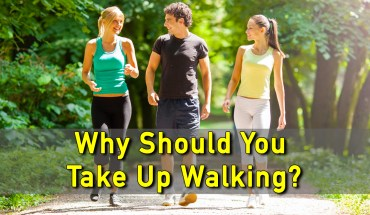 Why Should You Take Up Walking? - Infographic