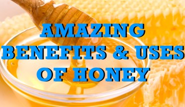 7 Ways in Which Honey is Useful and Beneficial - Infographic