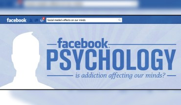 Facebook Addiction Is A Real Problem - Infographic
