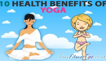 Here Is How Yoga Is Beneficial For Your Health - Infographic