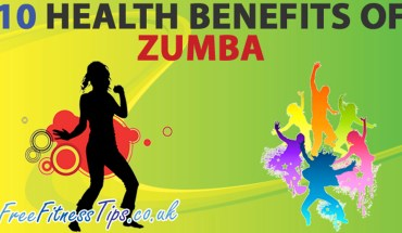 Here Is How Zumba Is Beneficial For Your Health - Infographic