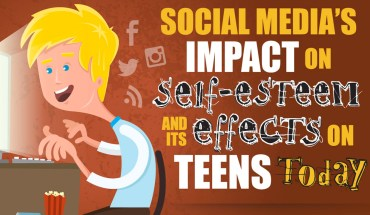 How The Teens Today Are Impacted By Social Media - Infographic