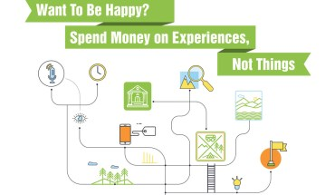 What You Must Really Spend Money On - Infographic