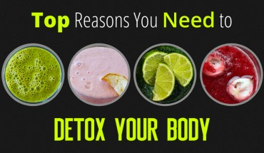 Here's Why You MUST Detox Your Body - Infographic