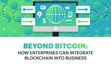 How To Integrate Blockchain Into Your Business - Infographic