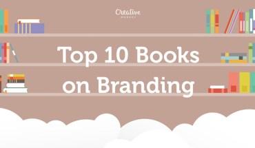 Best Books For Branding - Infographic