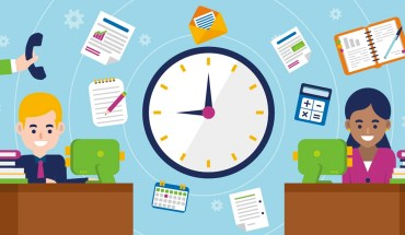 Fewer Work Hours = More Productivity? - Infographic