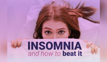 No More Sleepless Nights: How to Beat Insomnia - Infographic