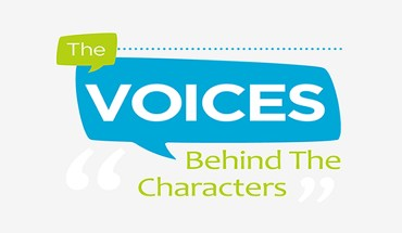 Whose Voices Are Behind Your Favorite Cartoons? - Infographic