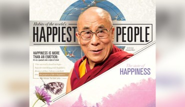 How to Build the Happiness Habit - Infographic
