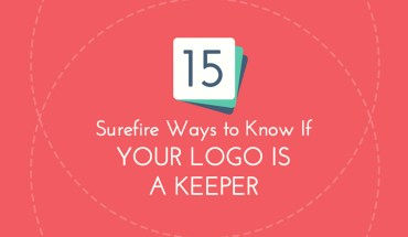 How to Design a Powerful Logo that's for Keeps - Infographic