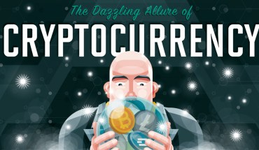 The Glittering Alternate World of Cryptocurrency: Myths and Facts - Infographic