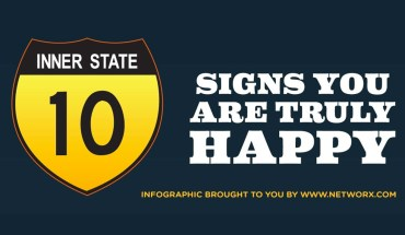 True Happiness: 10 Signs to Recognize and Practice - Infographic