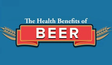 Nectar of the Gods: The Many Health Benefits of Beer - Infographic