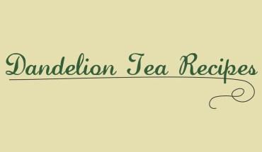 Sip Your Way to Wellness: Dandelion Tea Recipes - Infographic