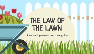The Gardener's Law of Attraction: Hard Work Will Always Result in Green Splendor! - Infographic