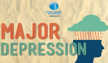 Many Shades of Black: All About Major Depression - Infographic