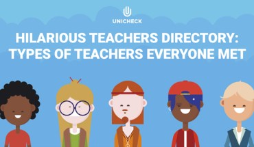 The Mythical Box of Teacher-Types: Which One Are You? - Infographic